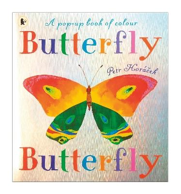 Butterfly, Butterfly by Petr Horacek