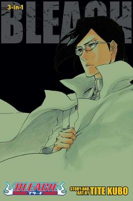 Bleach (3-in-1 Edition), Vol. 24: Includes vols. 70, 71 & 72 by Tite Kubo