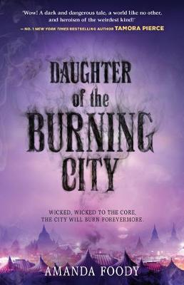 Daughter Of The Burning City book
