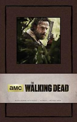 Walking Dead Hardcover Ruled Journal - Rick Grimes by Insight Editions