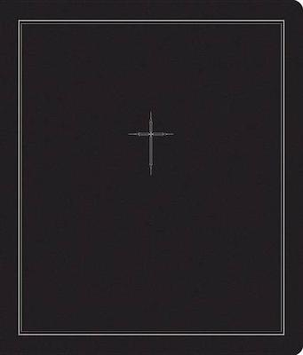 Ceb Wide-Margin Classic Onyx Bible by Common English Bible
