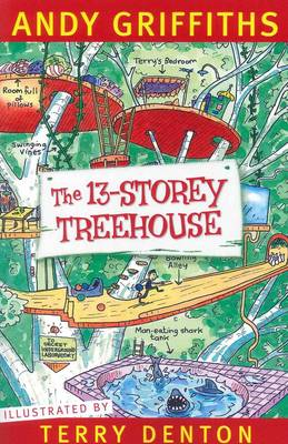 The The 13-Storey Treehouse by Andy Griffiths