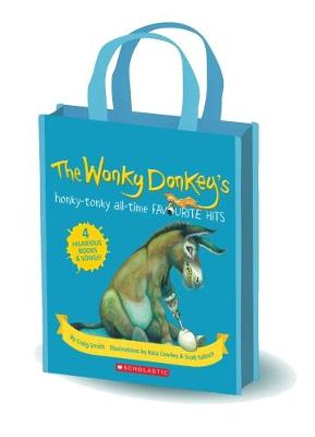 Wonky Donkey Bag of Books by Craig Smith