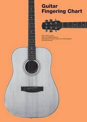 Guitar Fingering Chart by David Harrison