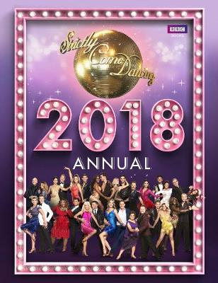Strictly Come Dancing Annual 2018 by Alison Maloney