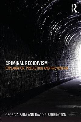 Criminal Recidivism book
