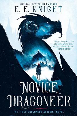Novice Dragoneer by E. E. Knight