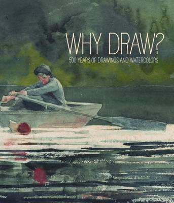 Why Draw? by Joachim Homann
