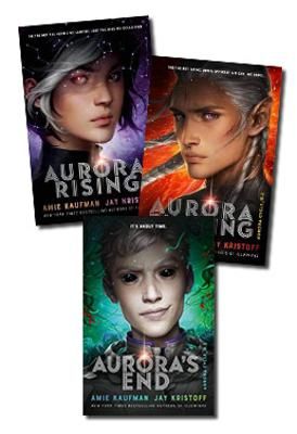 Aurora Cycle Set of 2 by null