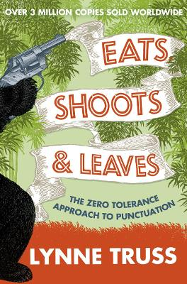 Eats, Shoots and Leaves book