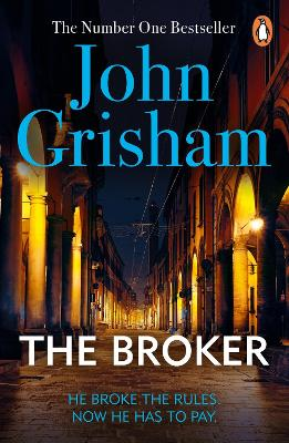 Broker by John Grisham