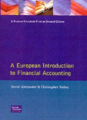 European Intro Financial Accounting by Alexander