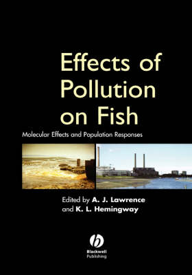 Effects of Pollution on Fish book