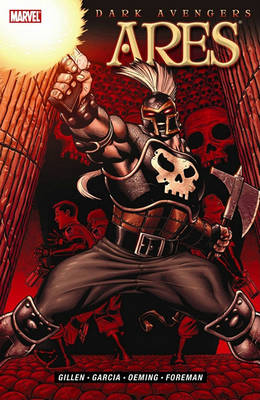 Dark Avengers Dark Avengers: Ares Ares by Cary Nord