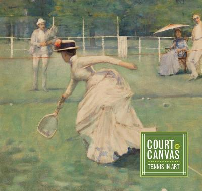Court on Canvas by Ann Sumner