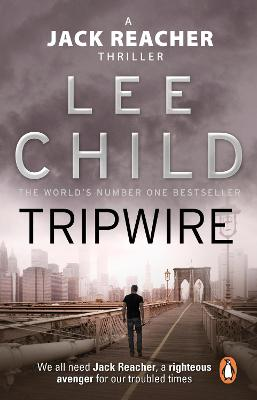 Jack Reacher: #3 Tripwire by Lee Child