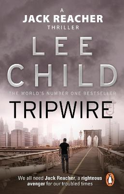 Jack Reacher: #3 Tripwire by Lee Child