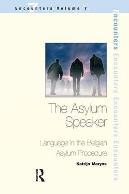 Asylum Speaker book