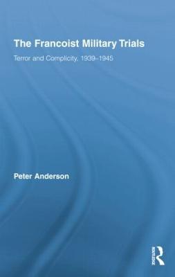 Francoist Military Trials book