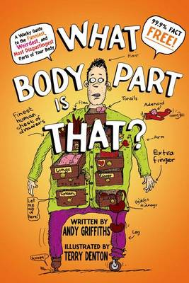 What Body Part Is That? by Terry Denton