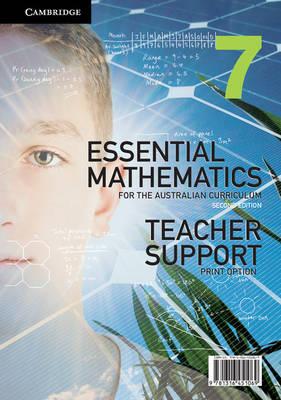 Essential Mathematics for the Australian Curriculum Year 7 2ed Teacher Support Print Option by David Greenwood