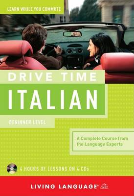 Italian - Drive Time by LIVING LANGUAGE