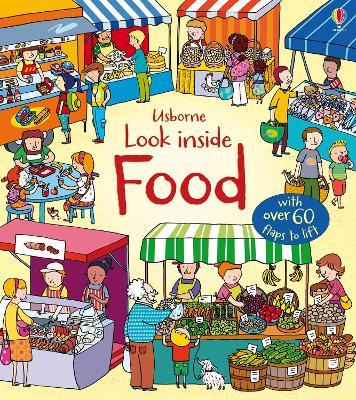 Look Inside Food by Emily Bone