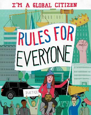 I'm a Global Citizen: Rules for Everyone by Georgia Amson-Bradshaw