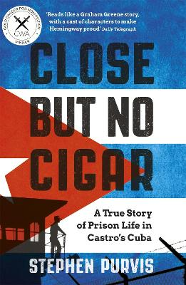 Close But No Cigar by Stephen Purvis
