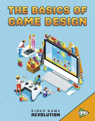 The Basics of Game Design book