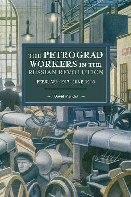 The Petrograd Workers The Russian Revolution: February 1917-June 1918 book