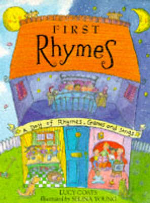 First Rhymes by Lucy Coats