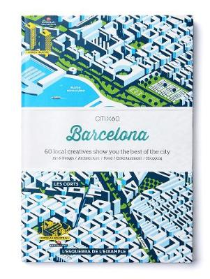 CITIx60 City Guides - Barcelona book
