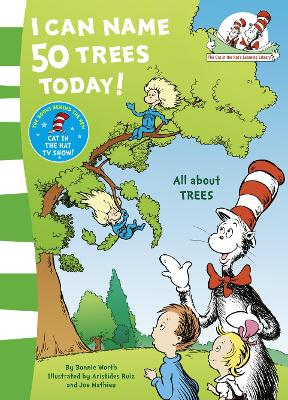I Can Name 50 Trees Today by Bonnie Worth