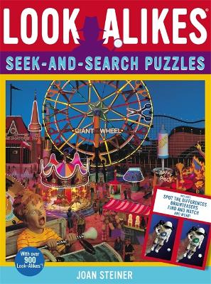 Look-Alikes Seek And Search Puzzles by Joan Steiner