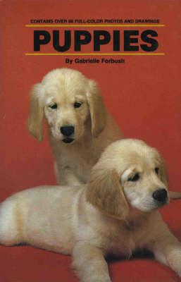 Puppies by Gabrielle E. Forbush