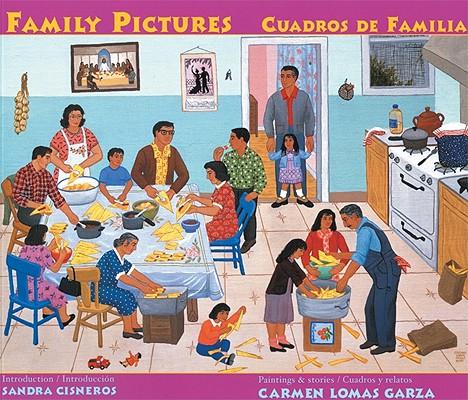 Family Pictures/Cuadros de Familia by Carmen Lomas Garza