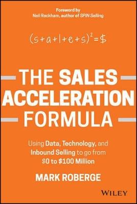 Sales Acceleration Formula book