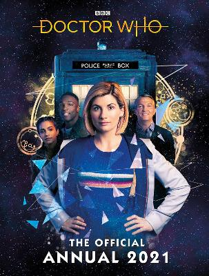 Doctor Who Annual 2021 book