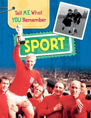Tell Me What You Remember: Sport book