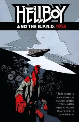 Hellboy And The B.p.r.d.: 1954 book