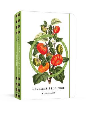 Gardener's Log Book book