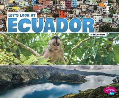 Ecuador by Mary Boone