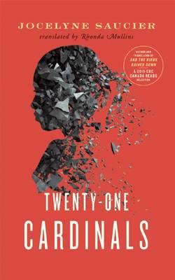 Twenty-One Cardinals by Jocelyne Saucier