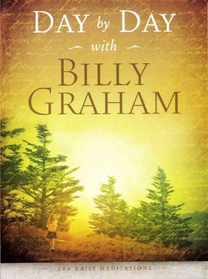Day by Day with Billy Graham book