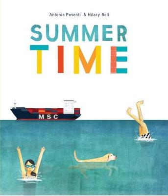 Summer Time by Hilary Bell