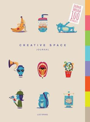 Creative Space Journal book