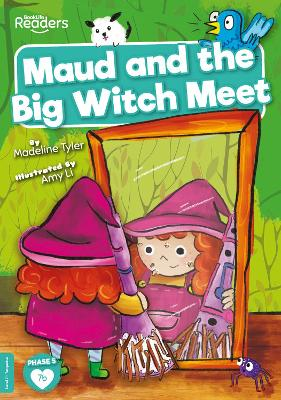 Maud and the Big Witch Meet book