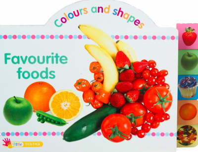 Favorite Foods - Colours and Shapes by null