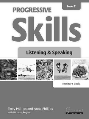 Progressive Skills 2 - Listening and Speaking - Teacher's Book 2012 by Terry Phillips